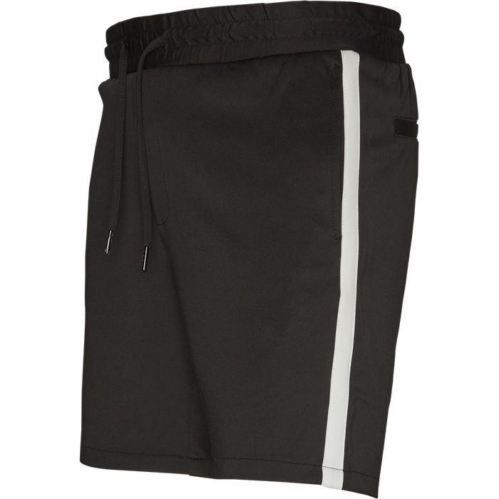 Alfred Track Shorts - Shorts - Regular - Sort