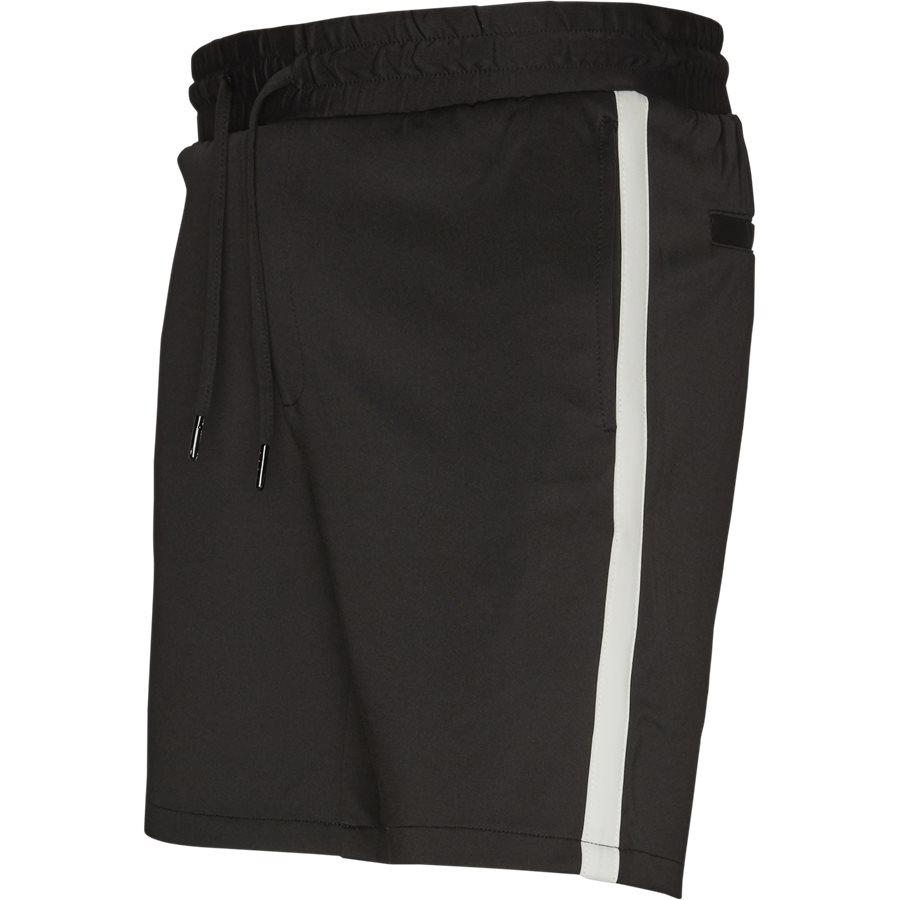 ALFRED TRACK SHORTS JJ504 - Alfred Track Shorts - Shorts - Regular - SORT/HVID - 1