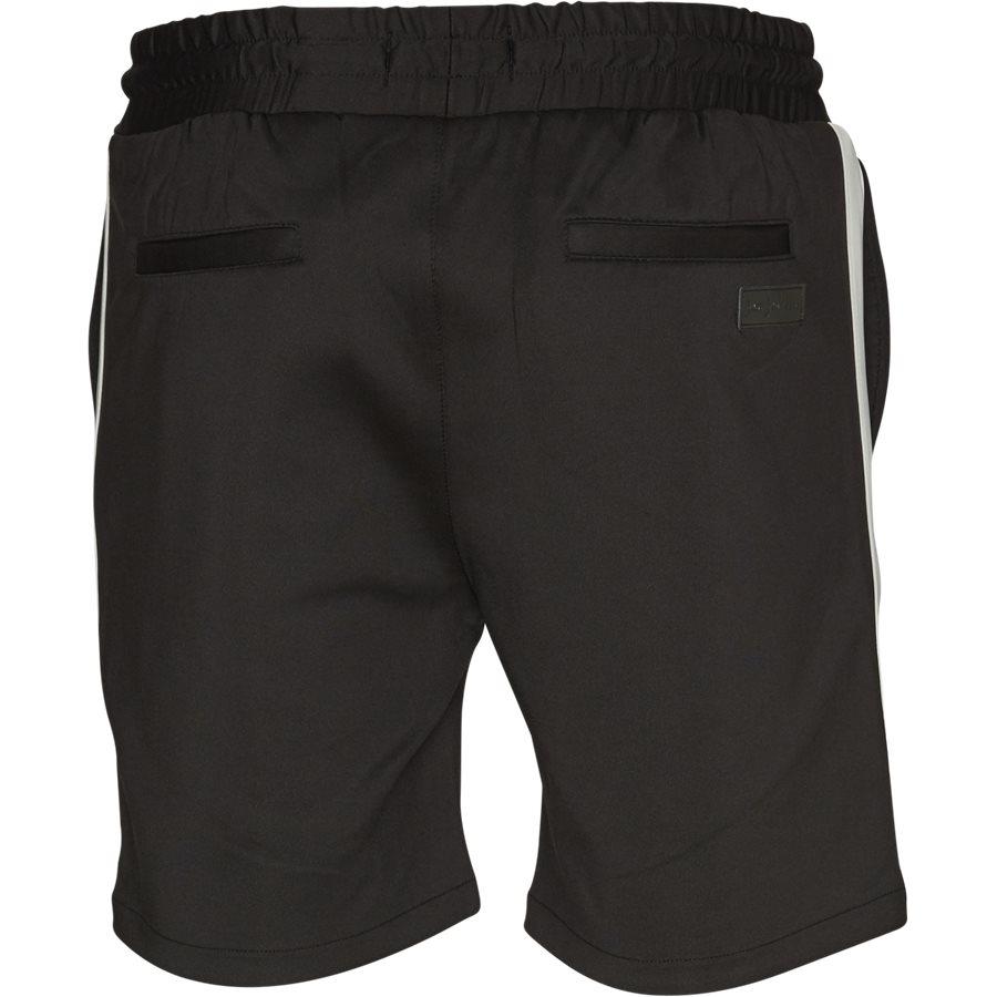ALFRED TRACK SHORTS JJ504 - Alfred Track Shorts - Shorts - Regular - SORT/HVID - 3
