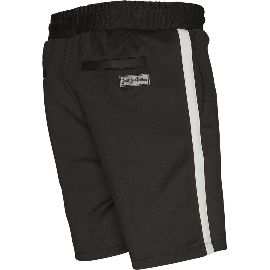 ALFRED TRACK SHORTS JJ504 - Alfred Track Shorts - Shorts - Regular - SORT/HVID - 4