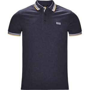 Paddy Polo T-shirt Regular | Paddy Polo T-shirt | Denim