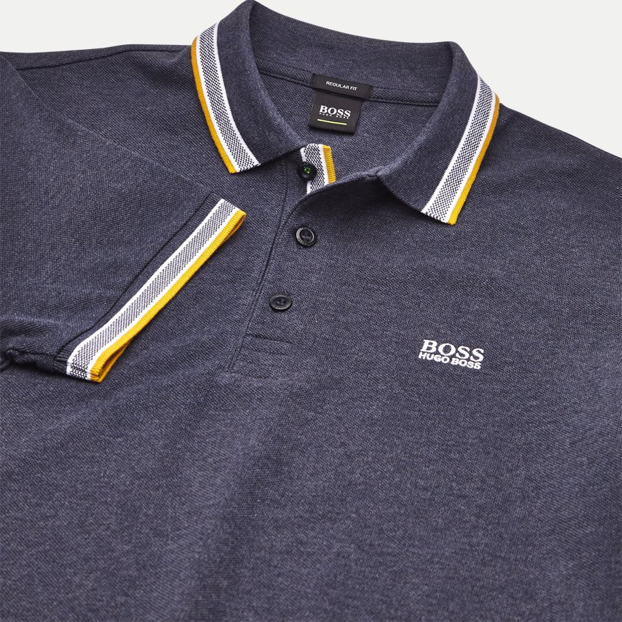 50302557 PADDY - Paddy Polo T-shirt - T-shirts - Regular - DENIM - 3