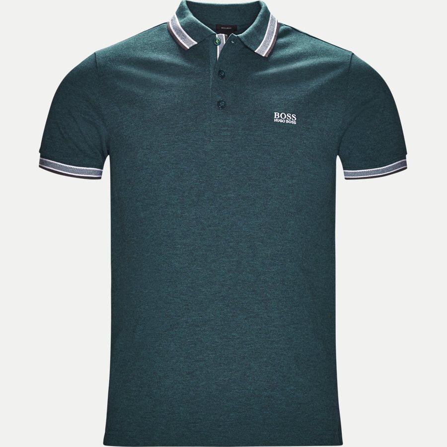 50302557 PADDY - Paddy Polo T-shirt - T-shirts - Regular - GRØN - 1