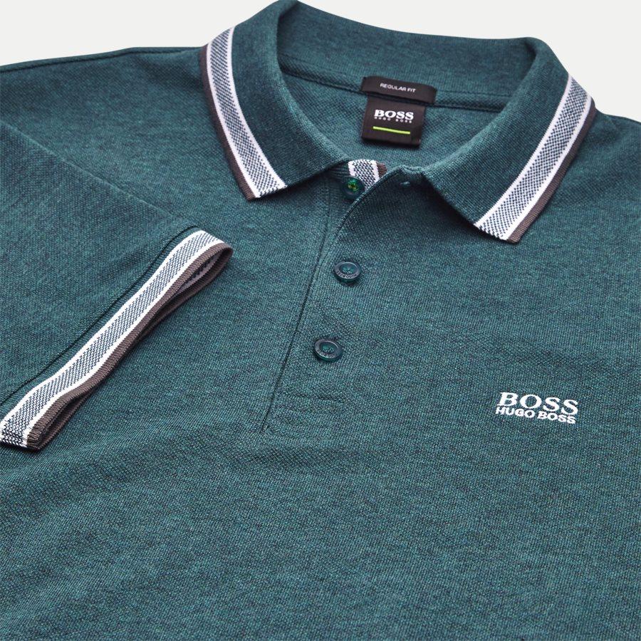 50302557 PADDY - Paddy Polo T-shirt - T-shirts - Regular - GRØN - 3