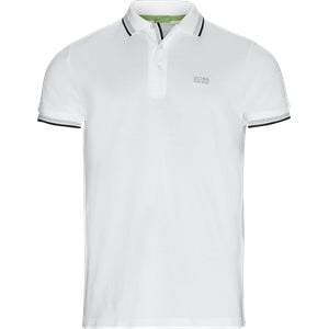 Paddy Polo T-shirt Regular | Paddy Polo T-shirt | Hvid