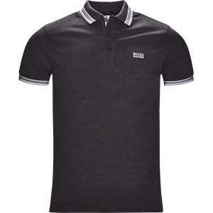 Paddy Polo T-shirt Regular | Paddy Polo T-shirt | Grå