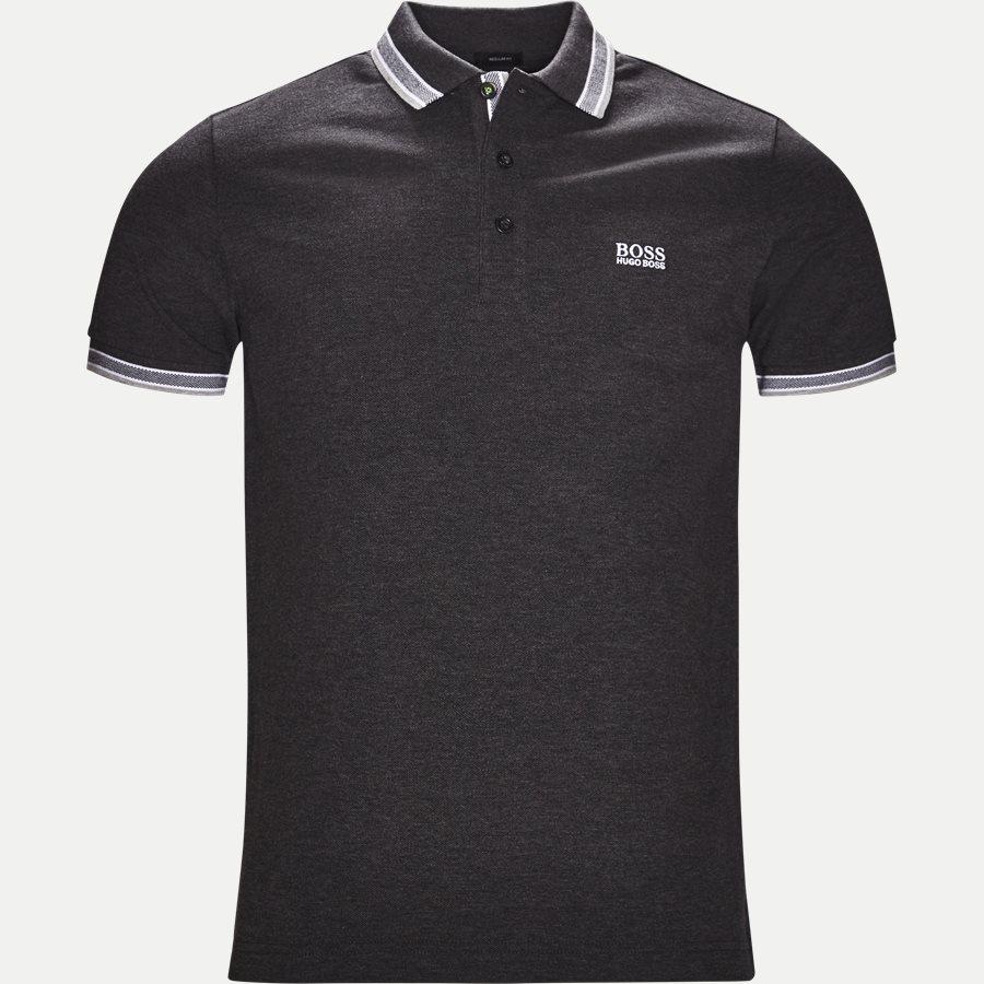 50302557 PADDY - Paddy Polo T-shirt - T-shirts - Regular - KOKS - 1