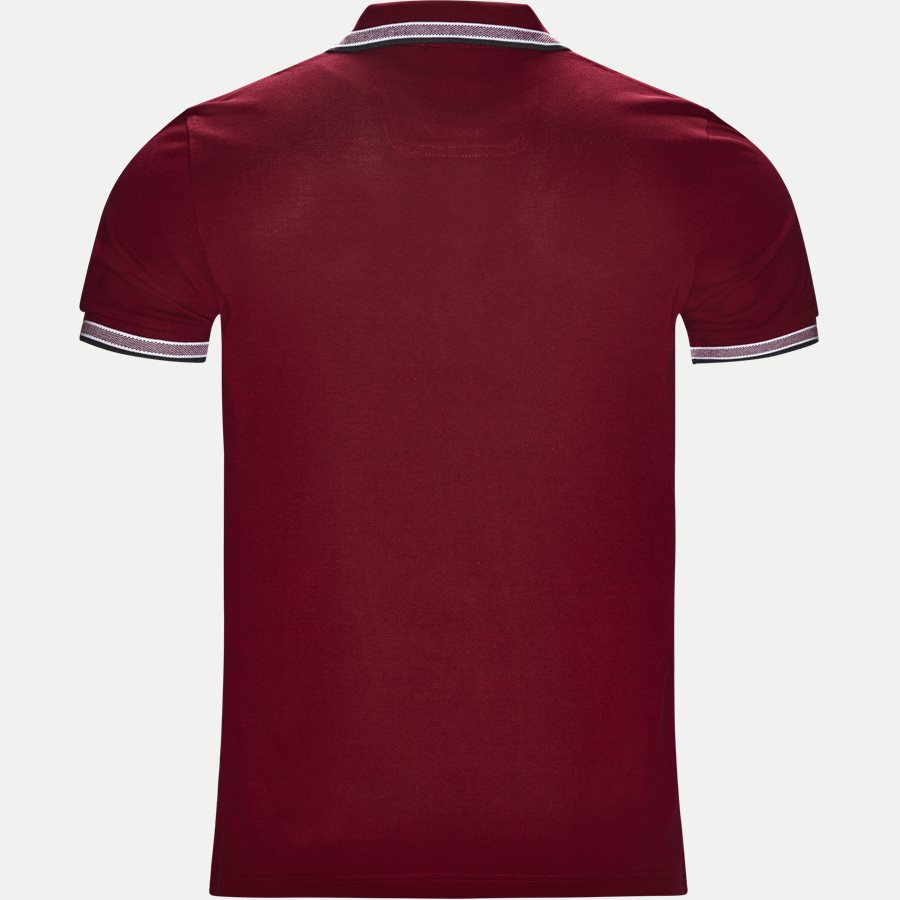 50302557 PADDY - Paddy Polo T-shirt - T-shirts - Regular - RØD - 2
