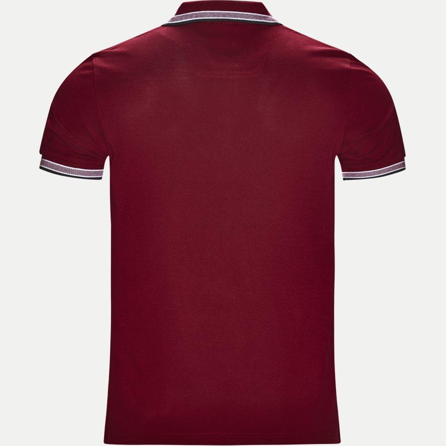 50302557 PADDY - Paddy Polo T-shirt - T-shirts - Regular - RØD - 2
