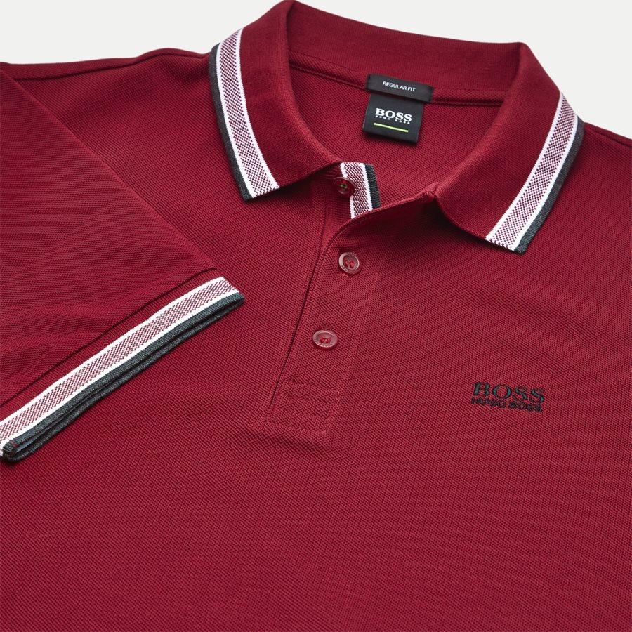 50302557 PADDY - Paddy Polo T-shirt - T-shirts - Regular - RØD - 3