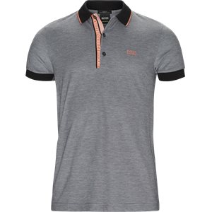 Paule4 Polo Slim | Paule4 Polo | Sort