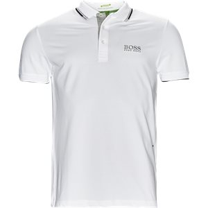 Paddy Pro Polo T-shirt Regular | Paddy Pro Polo T-shirt | Hvid