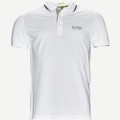 Paddy Pro Polo T-shirt Regular | Paddy Pro Polo T-shirt | Hvid