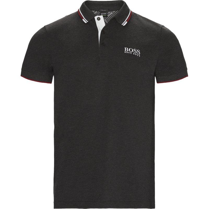 Hugo boss green - paddy pro polo t-shirt fra hugo boss green på kaufmann.dk