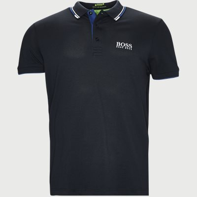 Paddy Pro Polo T-shirt Regular | Paddy Pro Polo T-shirt | Blå