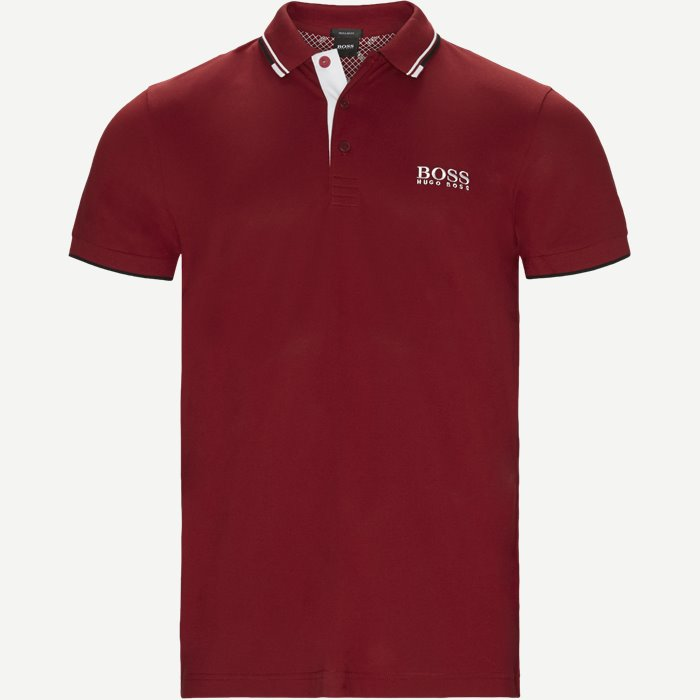 Paddy Pro Polo T-shirt - T-shirts - Regular - Rød