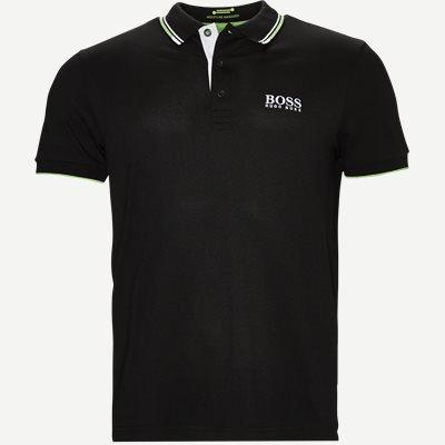 Paddy Pro Polo T-shirt Regular | Paddy Pro Polo T-shirt | Sort