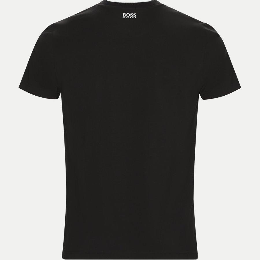 50393198 TEE7 - Tee7 T-shirt - T-shirts - Regular - SORT - 2