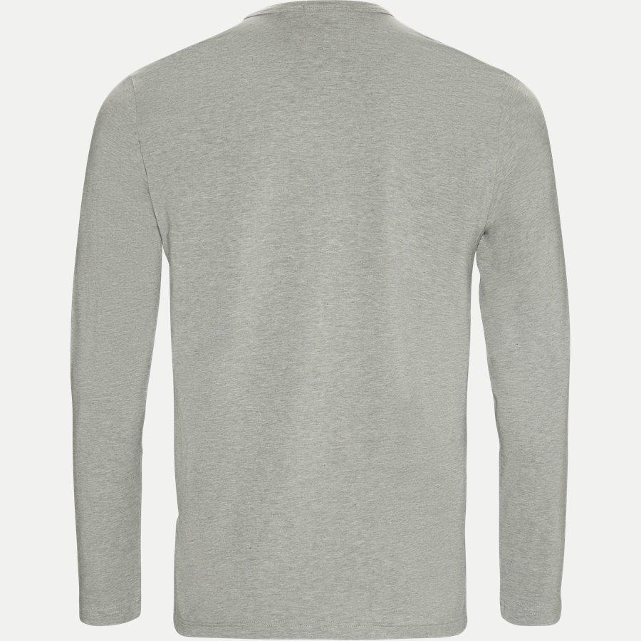 50393187 TOGN US - Togn US Langærmet T-shirt - T-shirts - Regular - GRÅ - 2