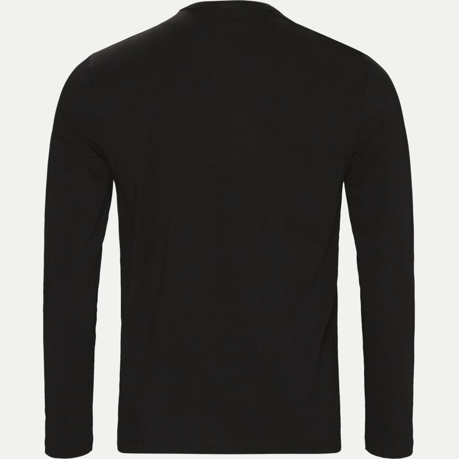 50393187 TOGN US - Togn US Langærmet T-shirt - T-shirts - Regular - SORT - 2