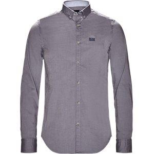 Biado_R Skjorte Regular | Biado_R Skjorte | Grå