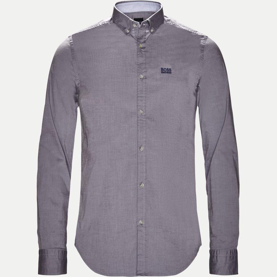 50388204 BIADO_R - Biado_R Skjorte - Skjorter - Regular - GRÅ - 1