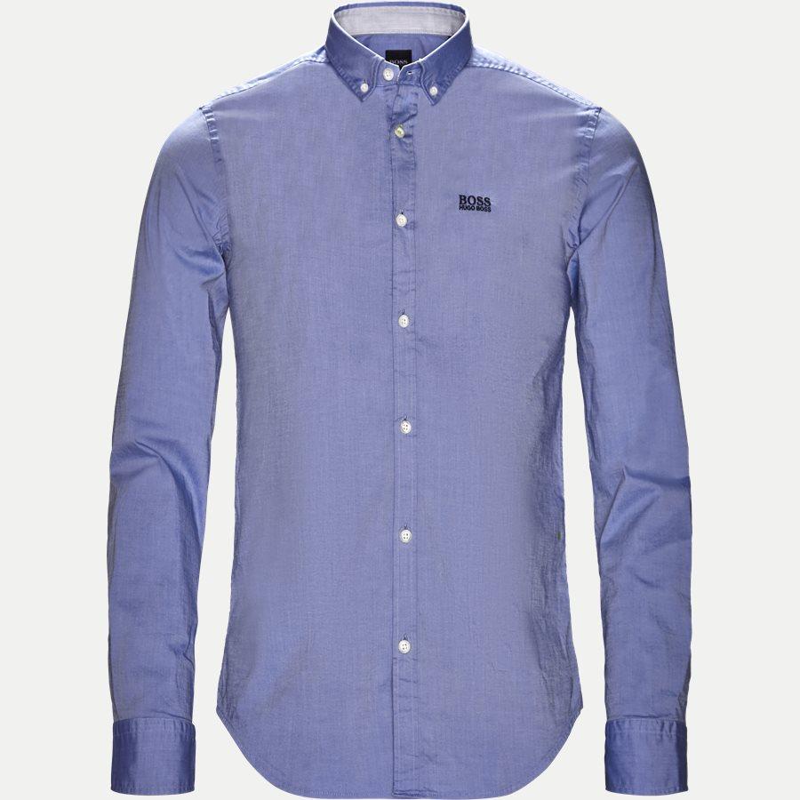 50388204 BIADO_R - Biado_R Skjorte - Skjorter - Regular - LYSBLÅ - 1
