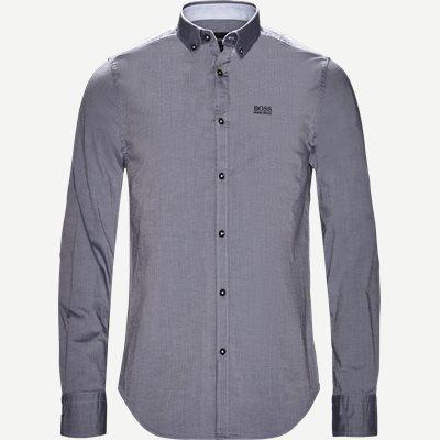 Biado_R Skjorte Regular | Biado_R Skjorte | Blå