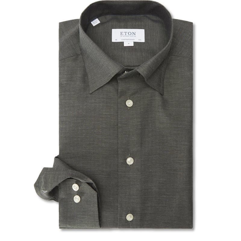 Eton - Fine Twill Skjorte