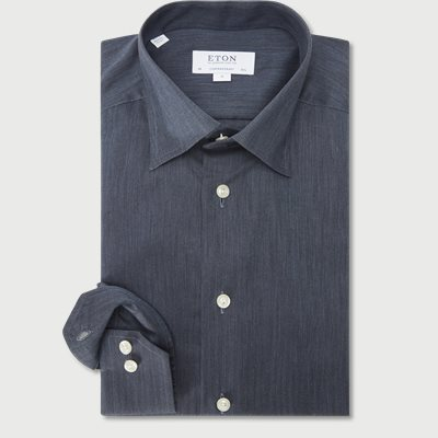 3991 Fine Twill Skjorte 3991 Fine Twill Skjorte | Blå