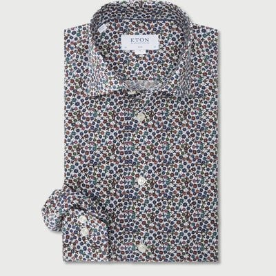 2746 Poplin Skjorte 2746 Poplin Skjorte | Hvid