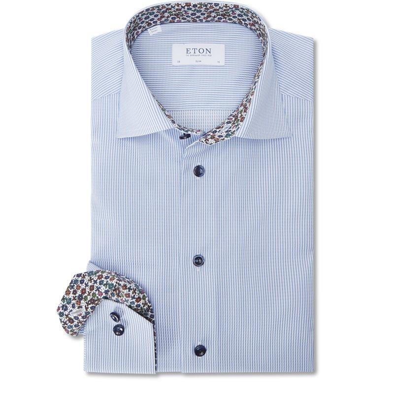 Eton - Signature Twill Skjorte