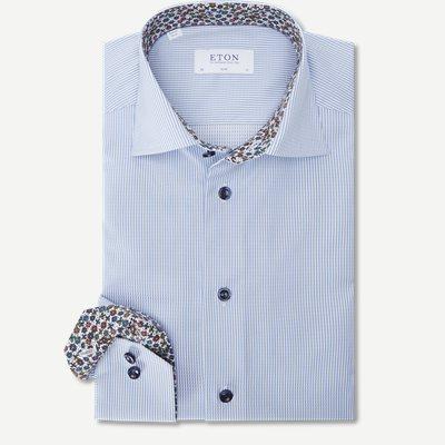 3399 Signature Twill Skjorte 3399 Signature Twill Skjorte | Blå