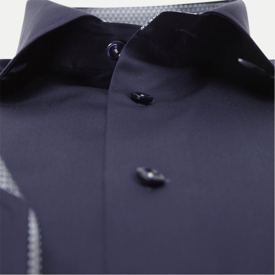 3000 00507/00333 - 3000 Signature Twill Skjorte - Skjorter - NAVY - 3