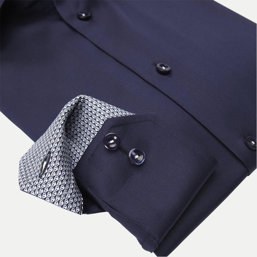 3000 00507/00333 - 3000 Signature Twill Skjorte - Skjorter - NAVY - 4