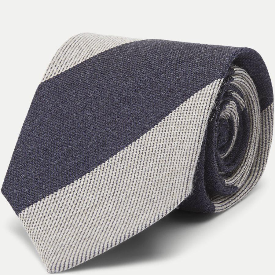 A000 307662780 - Krawatten - NAVY - 1