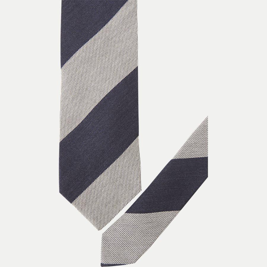 A000 307662780 - Krawatten - NAVY - 2