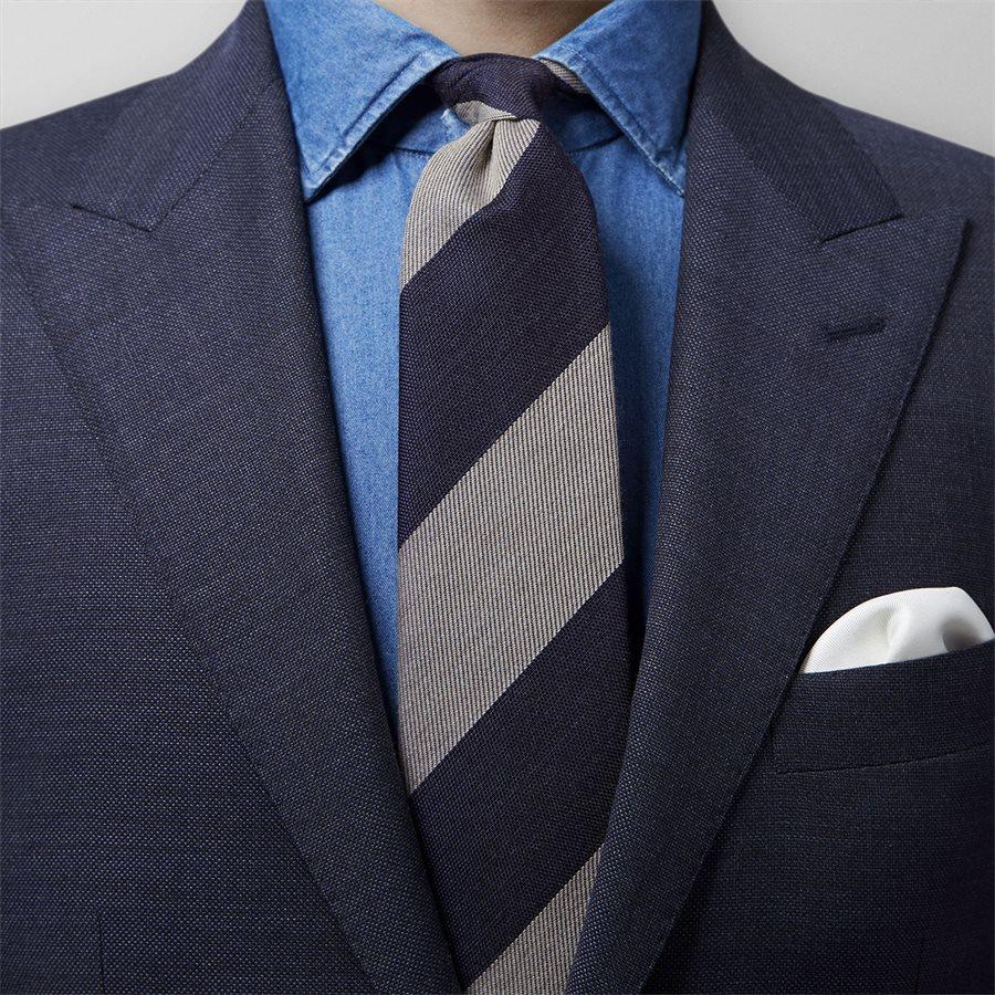 A000 307662780 - Krawatten - NAVY - 4