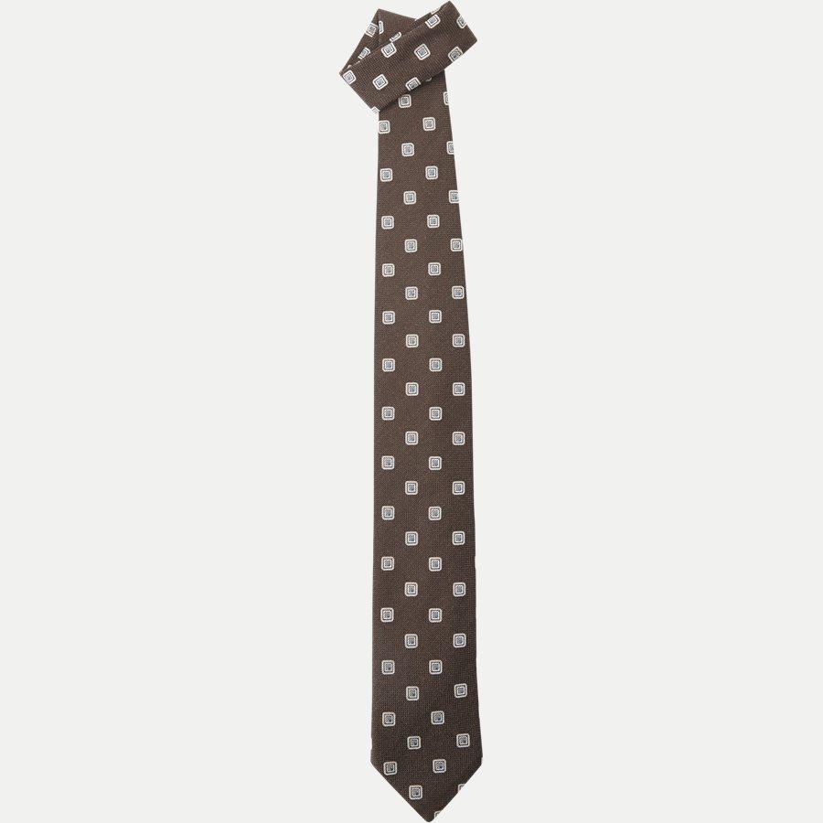 A000 308163580 - Krawatten - BRUN - 1