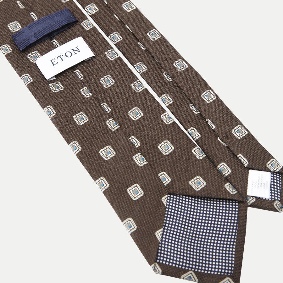 A000 308163580 - Krawatten - BRUN - 3