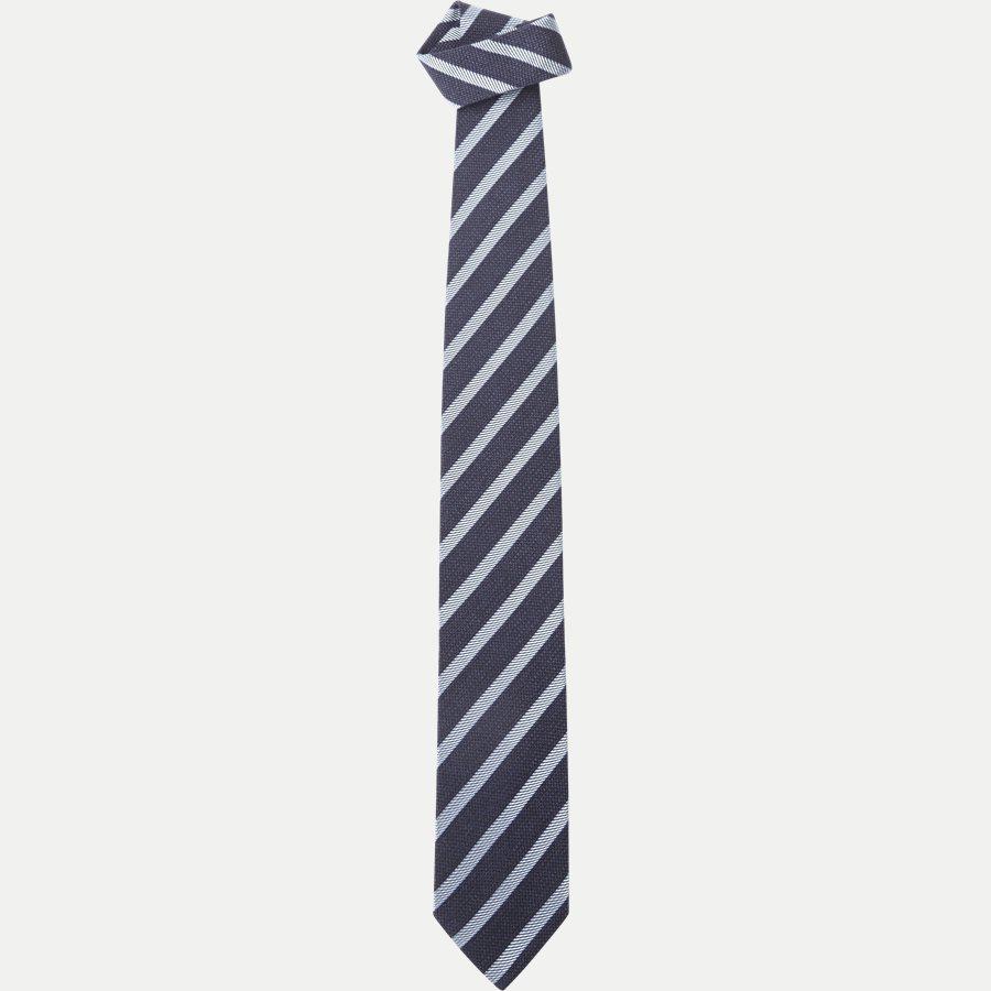 A000 309586580 - Krawatten - NAVY - 1