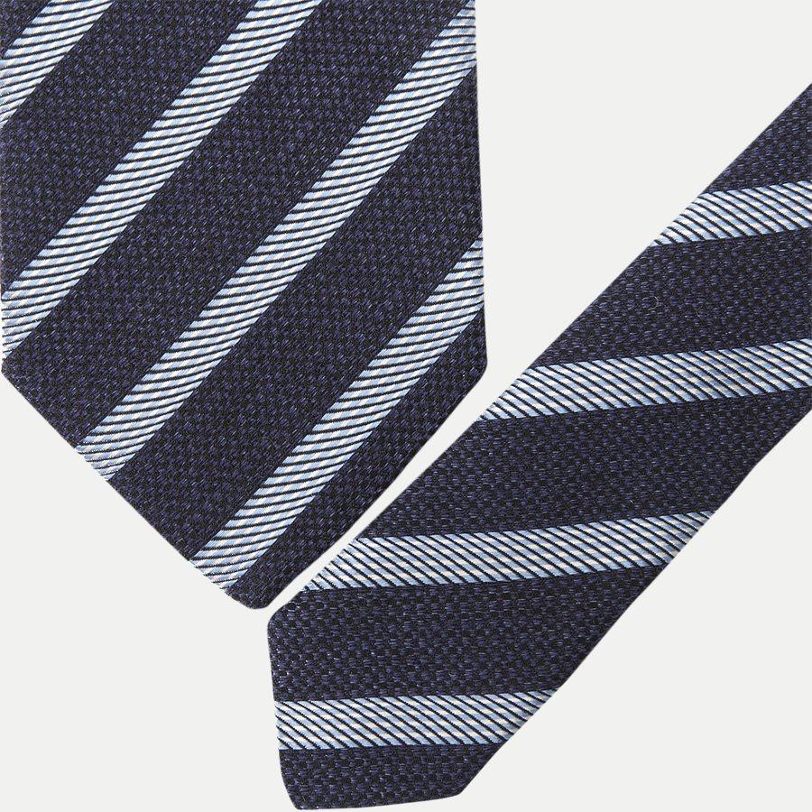 A000 309586580 - Krawatten - NAVY - 2