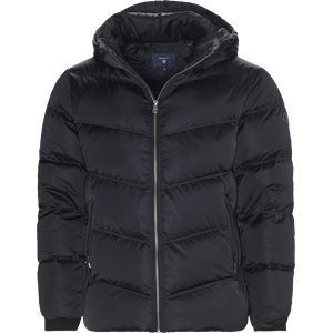 Alta Down Jacket Regular | Alta Down Jacket | Sort