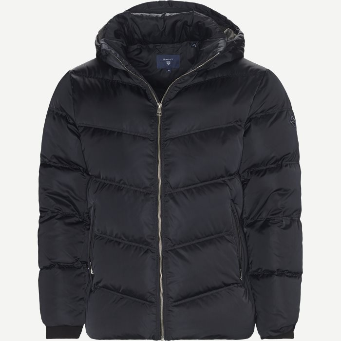 Alta Down Jacket - Jakker - Regular - Sort