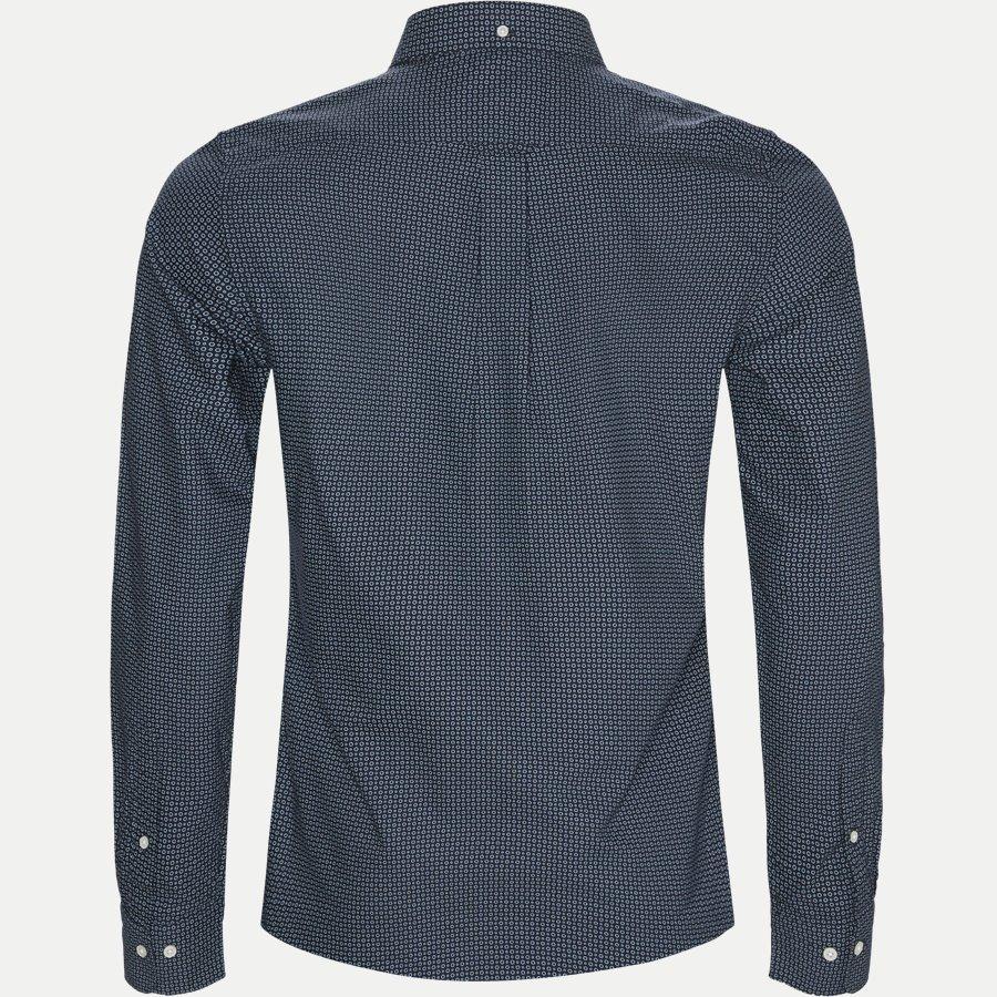 3011632 CIRCLE PRINT - Circle Print Shirt - Skjorter - Regular - BLÅ - 2