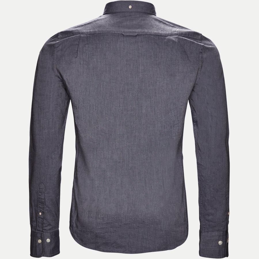 3046002 OXFORD SHIRT - The Oxford Shirt - Skjorter - Slim - SORT - 2