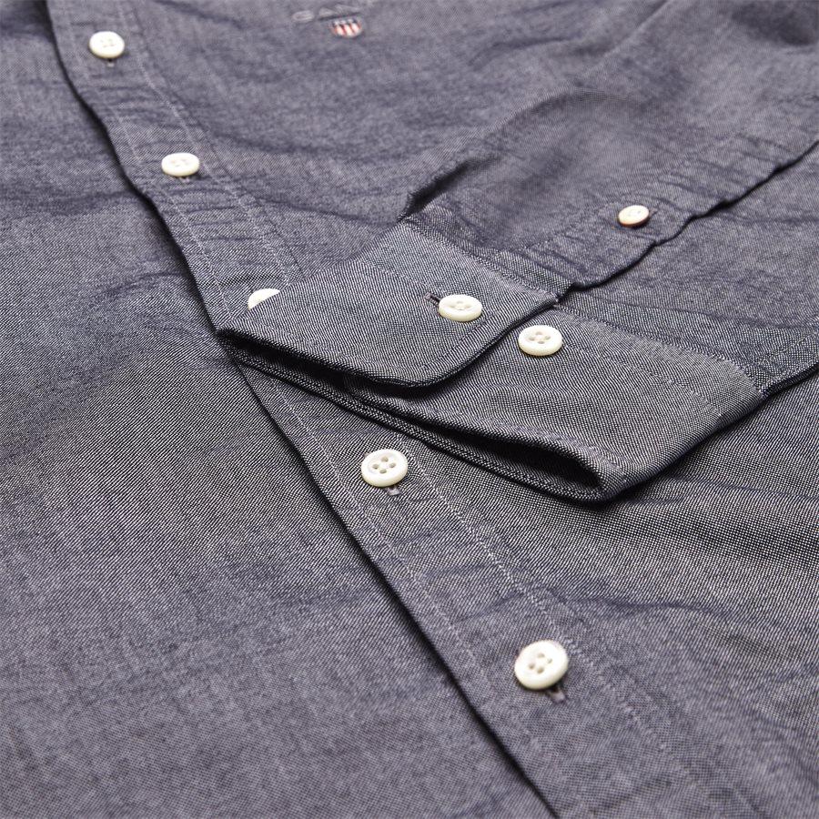 3046002 OXFORD SHIRT - The Oxford Shirt - Skjorter - Slim - SORT - 4