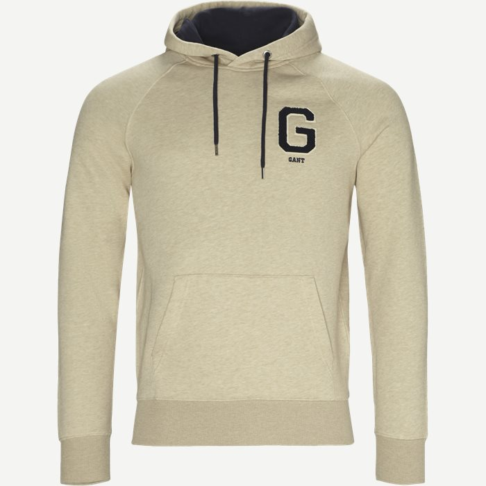 Gift Giving Hoodie Sweatshirt - Sweatshirts - Regular - Sand