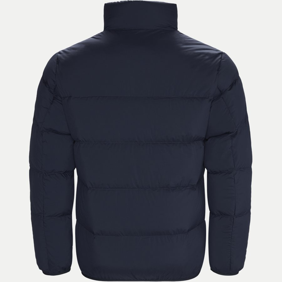BH9380 - Motion Cancealed Hood Quiltet Jacket - Jakker - Regular - NAVY - 2