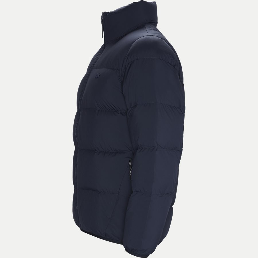 BH9380 - Motion Cancealed Hood Quiltet Jacket - Jakker - Regular - NAVY - 3